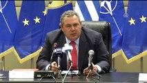 Yunanistan Savunma Bakanından 'Makedonya' açıklaması - ATİNA
