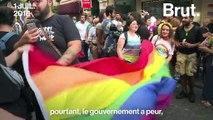 Malgré l'interdiction des autorités, la Gay Pride a bien eu lieu à Istanbul