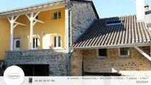 A vendre - Maison/villa - SOLOGNY (71960) - 7 pièces - 170m²