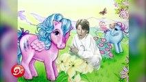 Mon Petit Poney _ le générique de Sandrine et Stéphanie