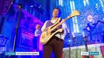 Laurent Voulzy : la tournée des églises