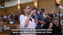 Tunisie: la candidate d'Ennahdha première femme maire de Tunis