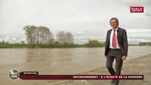 La Garonne, un enjeu environnemental avec Jean-Pierre Moga le sénateur centriste du Lot-et-Garonne