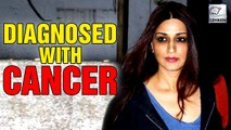 """Sonali Bendre Diagnosed With """"High Grade"""" Cancer"""