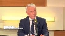 """Patrick Martin, nouveau vice-président du Medef :  """"Le patronat va changer"""""""