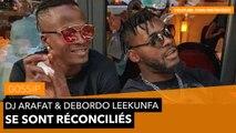 DJ Arafat et Debordo Leekunfa se sont réconciliés à Paris