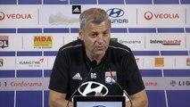 Transferts: Genesio parle du transfert avorté de Fekir à Liverpool
