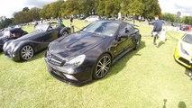 MERCEDES SL65 AMG V12 BITURBO BLACK SERIES 2017