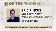 The Jim Rome Show: Eric Pincus talks Lakers free agency