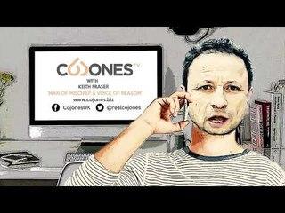 "Fun Revenge on Cold Callers - The Cojones Way - ""Craig"""