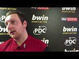 Cameron Menzies: I'm on cloud nine at the PDC Grand Slam