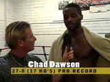 Chad Dawson Takes on Antonio Tarver!