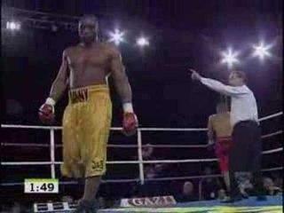 Danny Williams vs Konstantin Airich Round 2