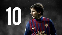 Lionel Messi The 10 GREATEST Goals Ever new football 2018