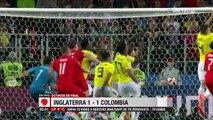 Inglaterra Vs. Colombia 1(4)-1(3) Resumen y goles (Octavos de Final Mundial Rusia 2018) 03/07/2018