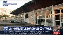 Les premières images des dégâts à Nantes après une nuit de violences
