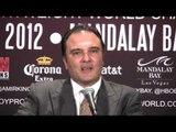 Amir Khan vs Danny Garcia (Post Fight Press Conference Highlights)