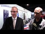 James DeGale opponent Hadillah Mohoumadi Interview
