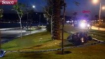 İzmir Virajı alamayan motosiklet devrildi: 2 ölü