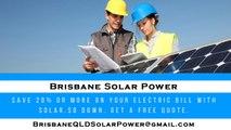 Solar Panel Costs Brisbane QLD - Affordable Solar Energy Brisbane