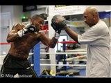 Peter Quillin vs. Gabriel Rosado: Peter Quillin heavy bag workout (HD)