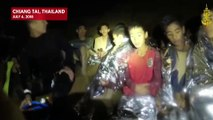 Meet The Thai Soccer Players Trapped In Cave