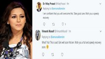 Sonali Bendre diagnosed with CANCER: Fans EMOTIONAL Reaction on Twitter | FilmiBeat