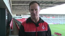 Justin Holbrook on St Helens pre season and Cas