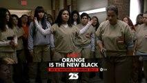 """AVANT-PREMIERE : Découvrez les premières images de la cinquième saison de la série """"Orange is the new black"""", diffusée t"""