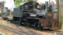 West Side Lumber Company Model Railway - Video by Pilentum about model railroading and railway modelling