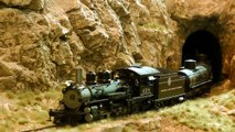 Rocky Mountains Model Railroad Narrow Gauge HO Scale - Video by Pilentum about model railroading and railway modelling