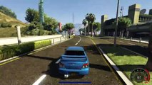 GTA V Realistic Driving MOD - video dailymotion