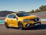 Essai Renault Mégane R.S. sur circuit (2018)