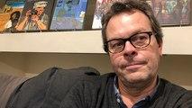 Le meilleur souvenir d'Yves Sente au festival BD d'Angoulême