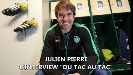 """Section Paloise - Julien Pierre, l'interview """"du tac au tac"""""""