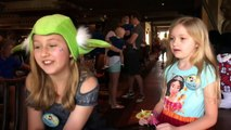 LILO AND STITCH CHARACTER BREAKFAST AT DISNEY POLYNESIAN RESORT!