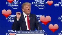 Trump a livré un discours étonnamment sentimental mais a rechuté à la dernière minute