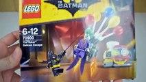 LEGO Batman Juguetes – Sobres Sorpresa LEGO: ¿Que personajes nos saldrán? - The Lego Batman Movie