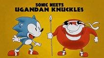 [FANDUB] Sonic Conhece Uganda Knuckles (Sonic The Hedgehog)|Dublado PT/BR|