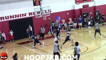 Kevin Durant, Kyrie Irving, Paul George & Team USA Running Plays VS USA Select Team. HoopJab
