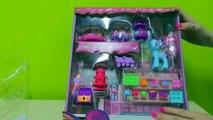 My Little Pony Sweet Rainbow Bakery Set with Mrs. Dazzle Cake
