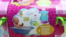 el precio más bajo adecuado para hombres/mujeres sección especial Baúl de la Bebé NENUCO con accesorios | La bebé Nenuco come ...