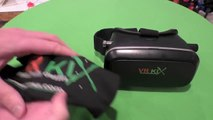 VR KiX (VRKiX), Virtual Reality Headset Review - VR Glasses