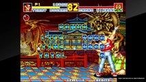 ACA NeoGeo Fatal Fury Special:Terry Bogard Gameplay 1