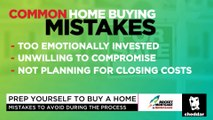 Common Mistakes to Avoid When Buying a Home