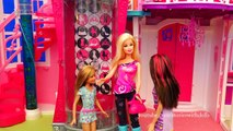 Playing With Barbie Glitterizer Toy for Dolls - Chelsea Gets Into Mischief - Kid-friendly Family Fun