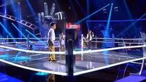 Carlos vs. Antonio y Paco vs. Kely - 'Toda Una Vida' – Las Batallas - La Voz Kids 2017-e