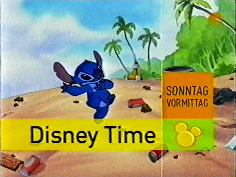Kabel eins Trailer - Disney Time (2006) / Silvester 2006