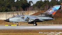 Panavia Tornado IDS ASSTA 3.1 German Air Force 98+77 - takeoff at Manching Air Base [2160p25]
