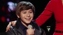 Daniel canta 'Tu Imaginación' de Luis Miguel  _ La Voz Kids 2016-